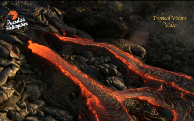 June 23, 2016 Lava Reaches Pali