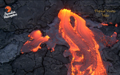 August 4, 2016 Lava Delta Forming